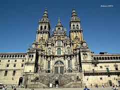 Santiago de Compostela A Coruña catedral