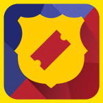 App FCB - Ticketing