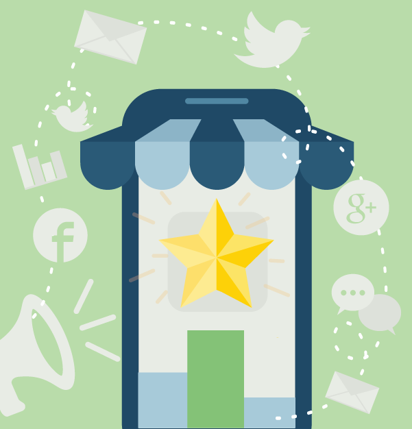 El impacto de las redes sociales en el posicionamiento de una app