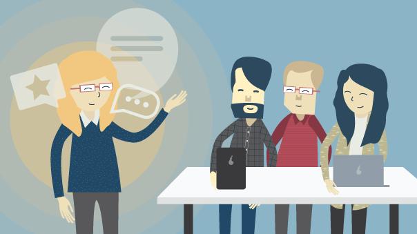 Cómo afrontar una reunión de negocios