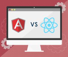 angular vs react