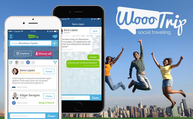 App Woootrip. La app para el turista conectado