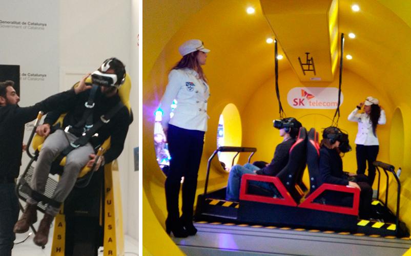 realidad virtual MWC