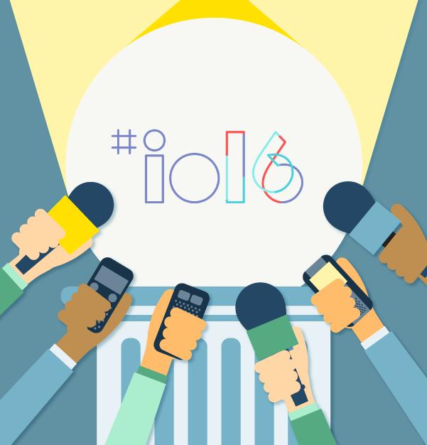 Google io 2016 slashmobility