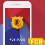 The new FCB App is already available in stores