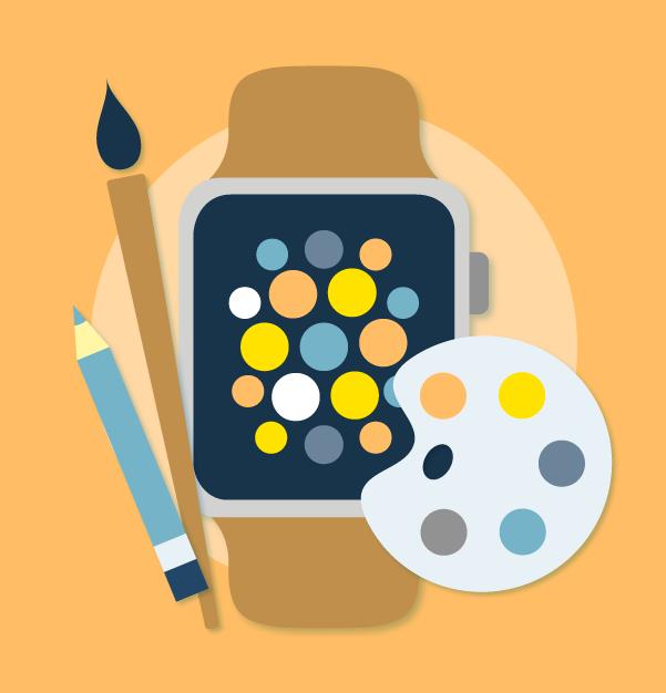 diseño app smatwatch wearables