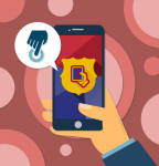 ¡Acces Camp Nou by using your mobile!