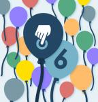 ¡Celebramos el sexto aniversario!