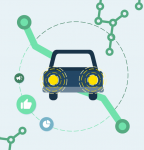GPS is not enough in connected vehicles