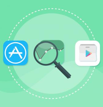 Infografía: ASO en Google Play vs. App Store