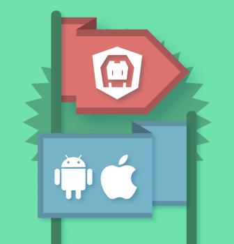 Infografía: apps nativas vs. apps cross platform