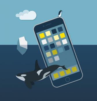 Infografía: Si tu app fuera un iceberg