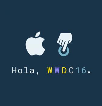 ¿Qué esperar de la WWDC2016?