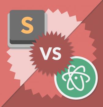 Atom vs. Sublime ¿cuál es mejor?
