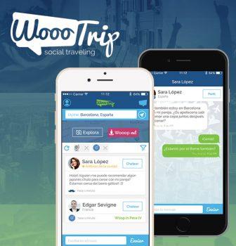 Woootrip, la app para el turista conectado