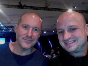 Jonathan Ive máximo responsable de diseño de Apple