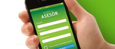 La app Portal Asesor de WKE, tu asesoría en el móvil