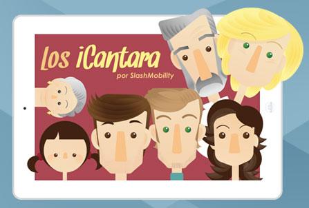 Los iCantara: el comportamiento online de la familia española