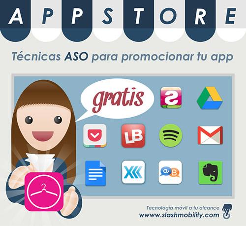 5 técnicas para promocionar tu app gratis