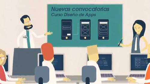 Empieza a trabajar diseñando apps