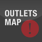 App Outlets Map