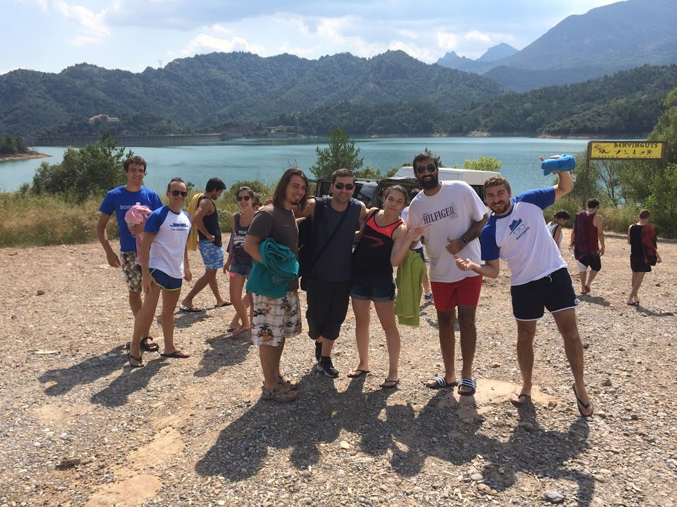 Kayaks team