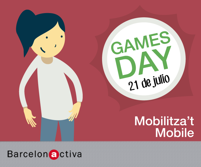Estaremos en el Games Day fomentando el sector mobile