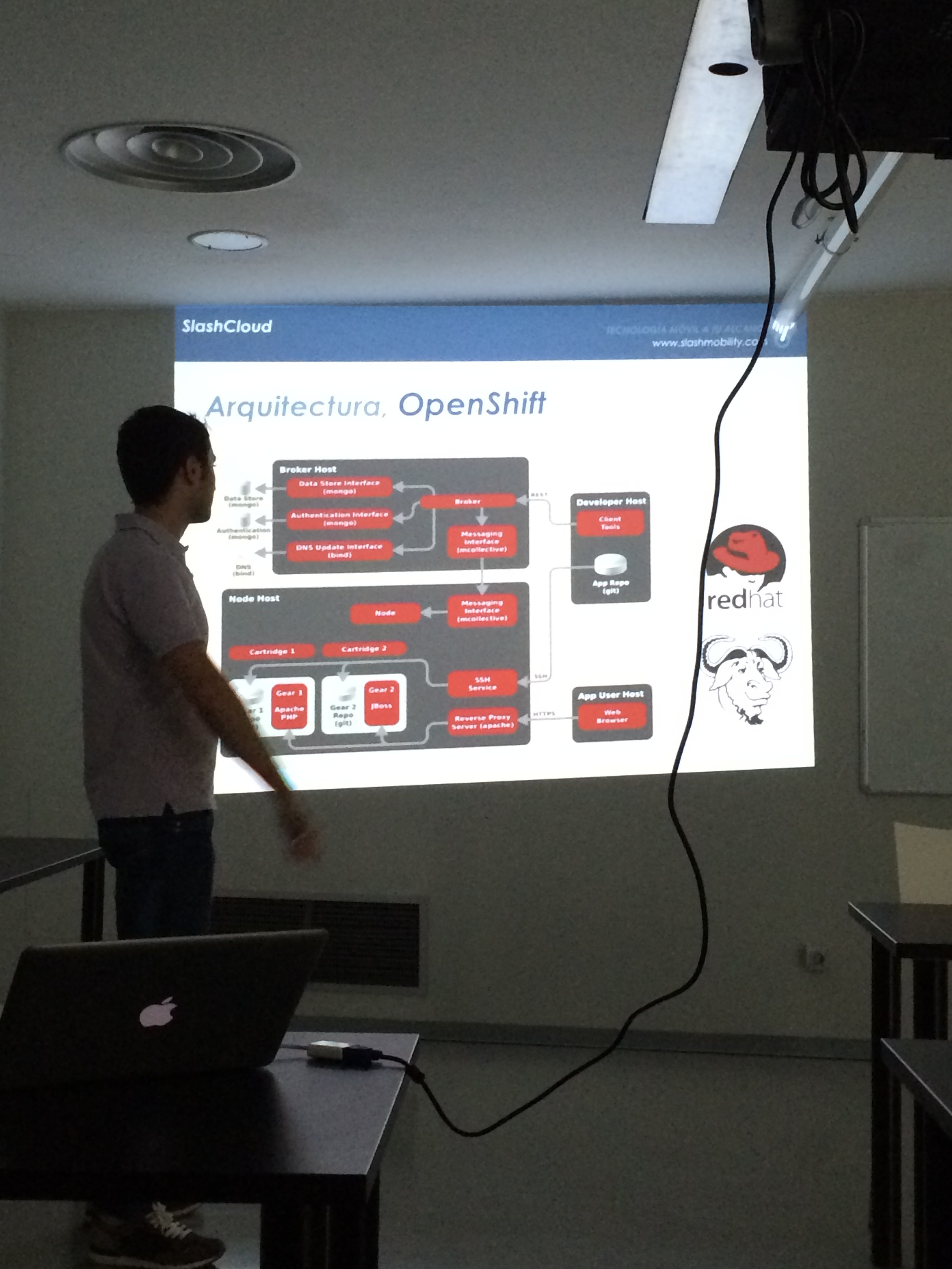 Ventajas y desventajas del Cloud Computing en la SlashFriday