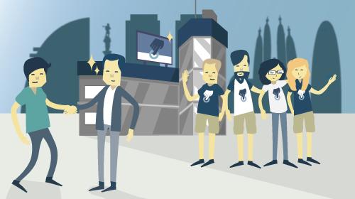 ¿Cómo es el proceso de selección de personal en una empresa tecnológica?