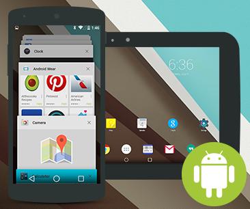 Los desarrolladores miran hacia el futuro con Android L