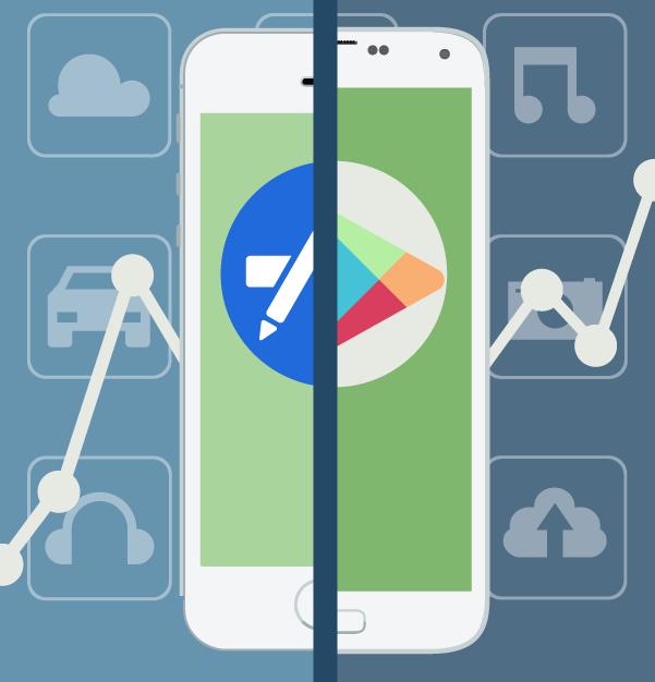 Técnicas ASO: App Store vs. Google Play