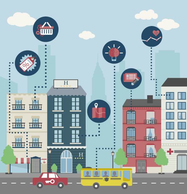 Infografía: ¿qué oportunidades mobile hay en cada sector?
