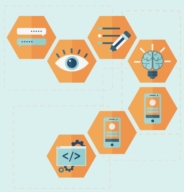 Cómo conceptualizar una app con Design Thinking