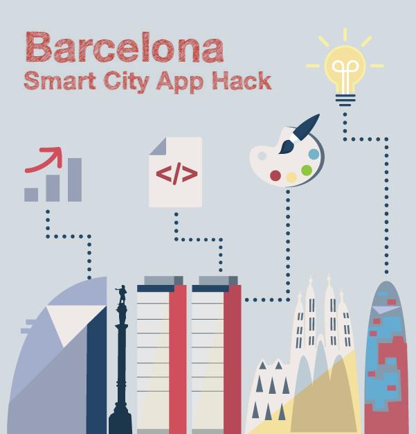 Nuestro CEO como mentor en Smart City App Hack