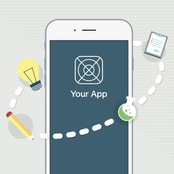 proceso creacion app