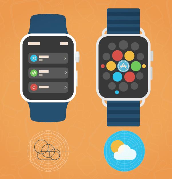 Diseñando para Apple Watch