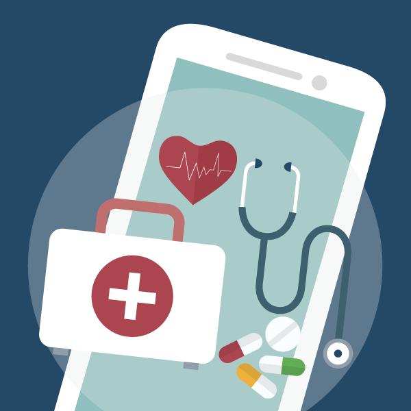 Infografía: La salud ya es mobile