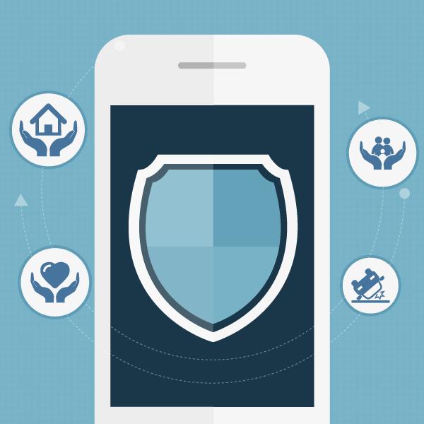 Infografía: El mInsurance es 100% mobile