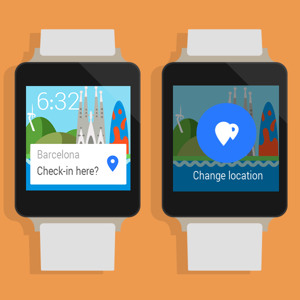 Un vistazo a Android Wear