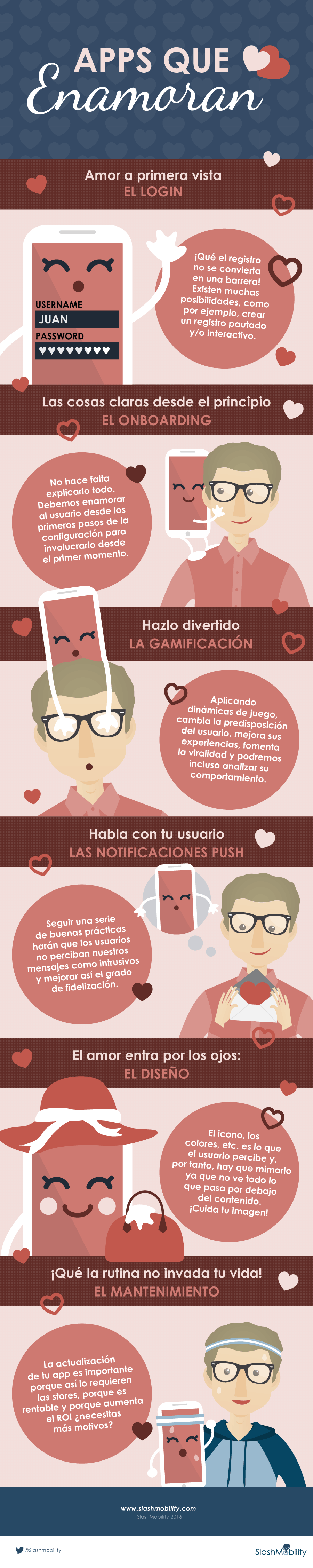 infografia apps que enamoran