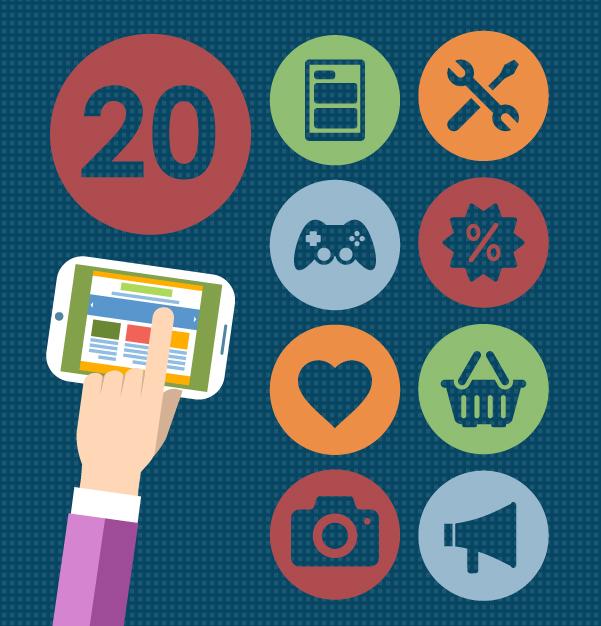 Infografía: 20 preguntas clave antes de lanzar tu app