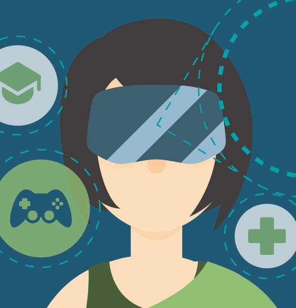 Infografía: Los key factors de la realidad virtual