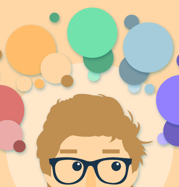 Infografía ¿Cuál es el mejor color para tu app?