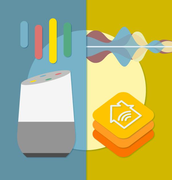 Smart home: Google versus Apple