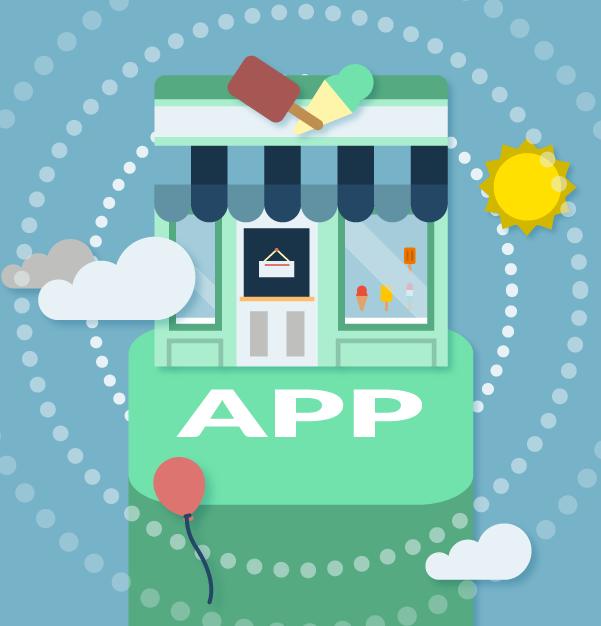 Infografía ¿Por qué necesita tu negocio una app?