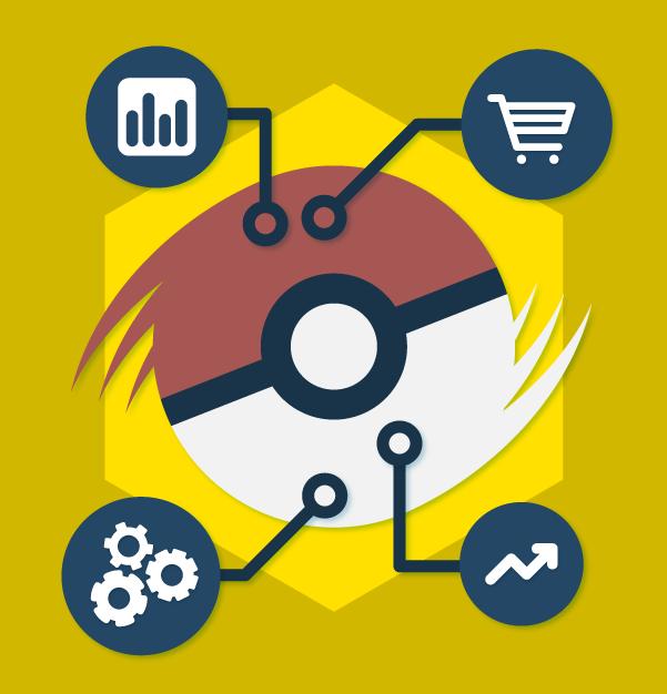 10 infografías para que tu app triunfe más que Pokémon GO