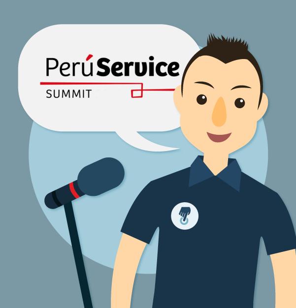 Perú Service Summit: entrevistamos a nuestro CEO [Vídeo]