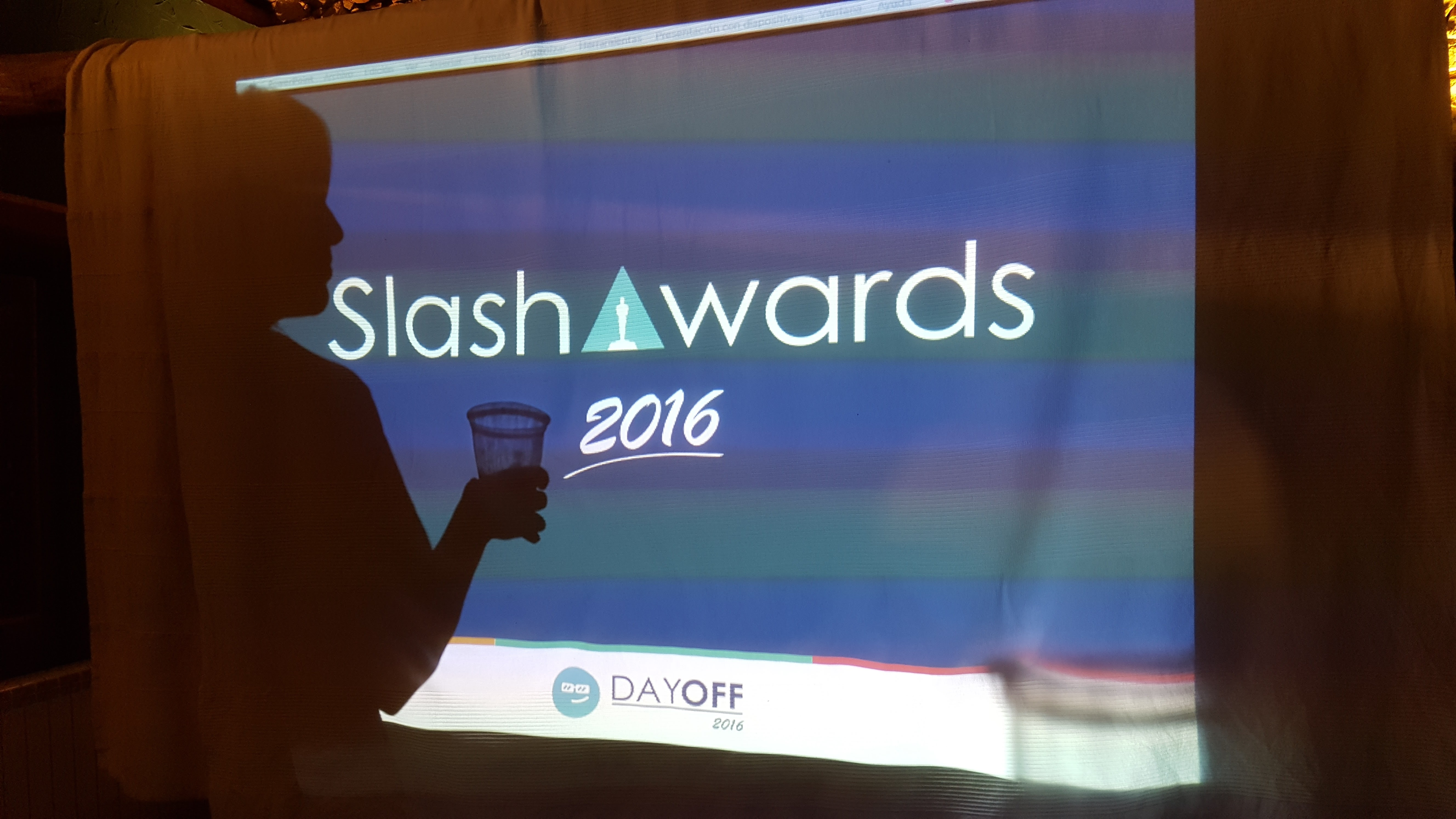 slashawards day off 2016