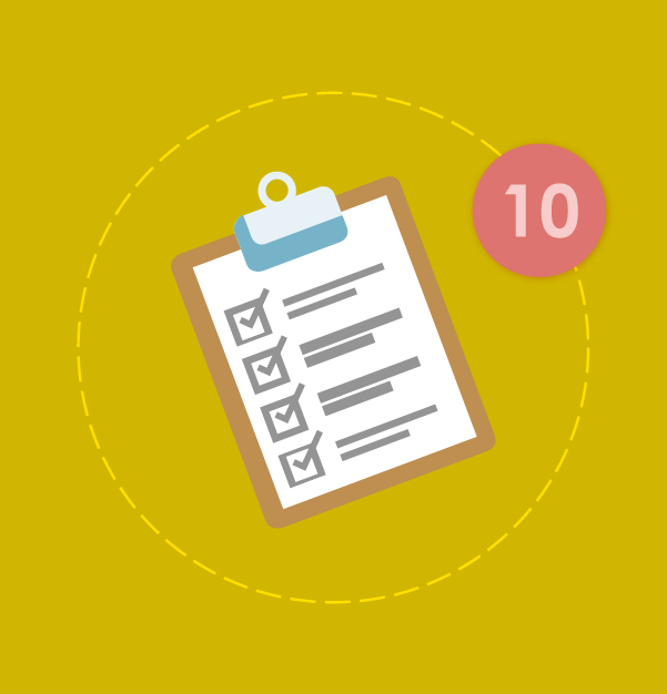 10 Consejos para realizar una sesión de Test con usuarios