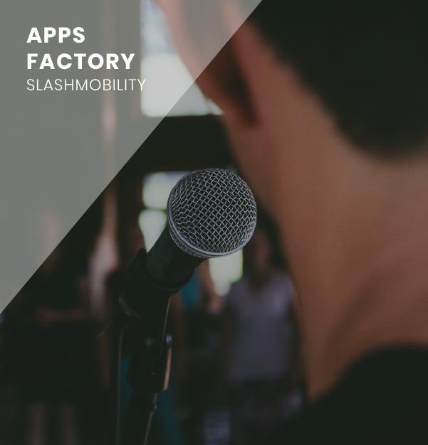 Nuestra experiencia como jurado en Apps Factory
